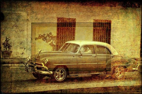 Photograph - Havana Squared by Alice Gipson