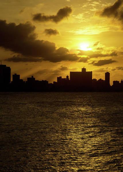 Wall Art - Photograph - Havana Sunset by Levin Rodriguez