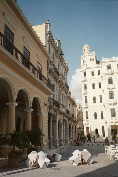 Photograph - Havana Vieja by Quin Sweetman