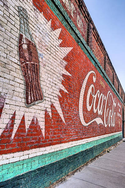 Photograph - Have A Coke In Decatur  by JC Findley