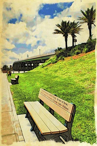 Photograph - Have A Seat by Alice Gipson