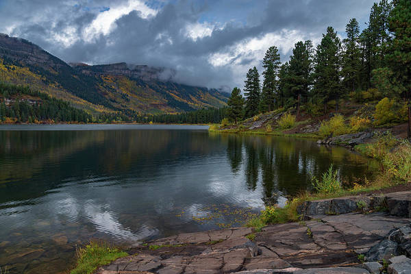 Photograph - Haviland Lake by Gary Lengyel