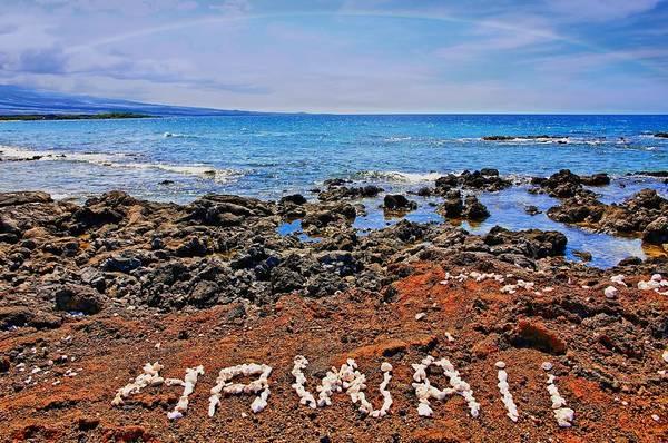 Hawaiiana Photograph - Hawaii by DJ Florek