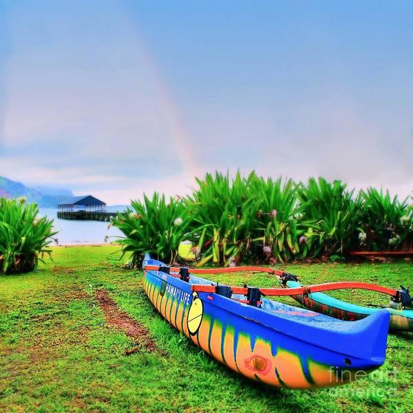 Hawaiiana Photograph - Hawaii Life by DJ Florek
