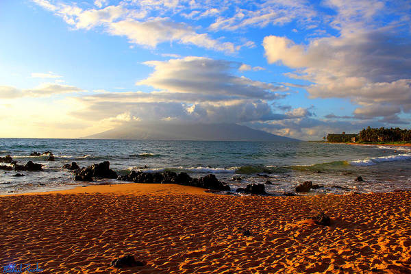 Ocean Wall Art - Photograph - Hawaiian Beach Of Maui by Michael Rucker