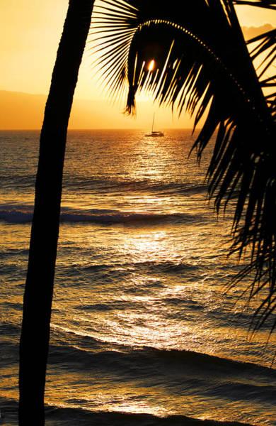 Photograph - Hawaiin Sunset by Marilyn Hunt