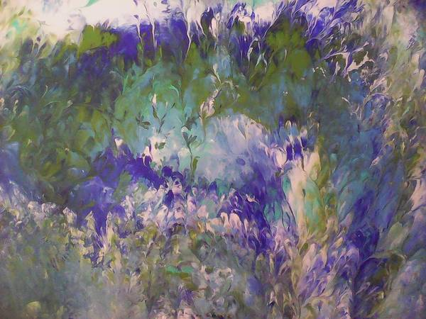Acrilic Painting - Hawe by Marcela Hessari