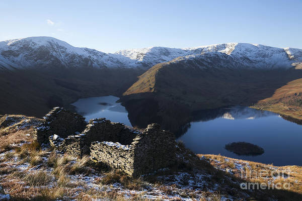 Haweswater Wall Art - Photograph - Haweswater From The Corpse Road by Gavin Dronfield