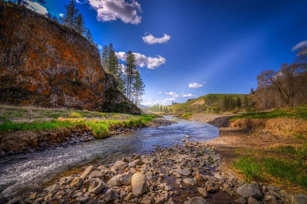 Hawk Creek Photograph - Hawk Creek by Spencer McDonald