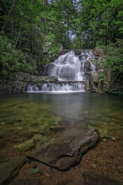 Hawk Creek Photograph - Hawk Falls by Rick Berk