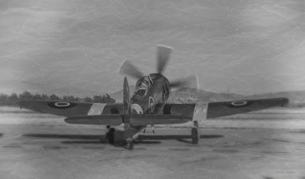 Photograph - Hawker Fury by Douglas Castleman