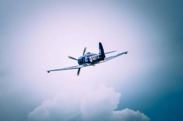 Hawker Sea Fury Photograph - Hawker Sea Fury Fb11 by Thomas M Pikolin