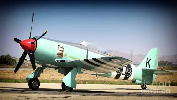 Hawker Sea Fury Photograph - Hawker Sea Fury by Gus McCrea