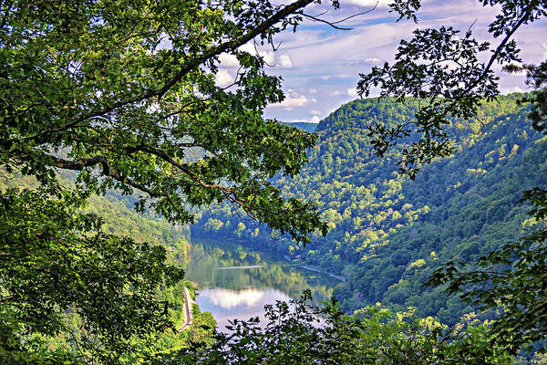 River Hawk Photograph - Hawk's Nest Wv 8 by Steve Harrington