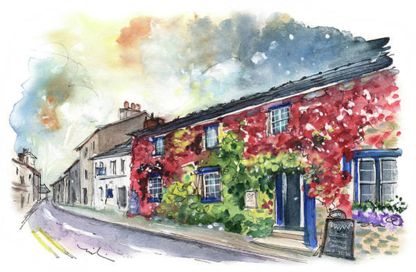 Painting - Hay On Wye 03 by Miki De Goodaboom