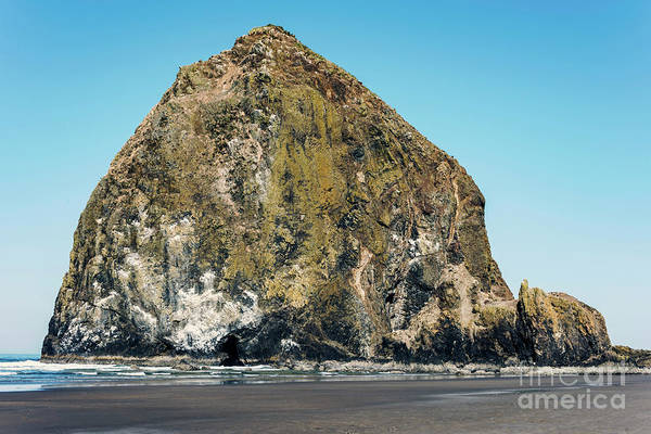 Photograph - Haystack Rock by Anthony Baatz