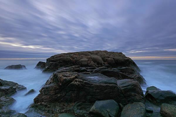 Photograph - Hazard Rock by Juergen Roth