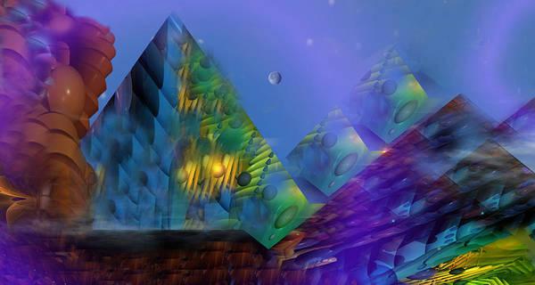Phish Digital Art - Haze In The Hood...  by Phil Sadler