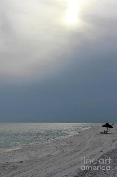 Photograph - Hazy Shade Of Summer At The Beach by Karen Adams