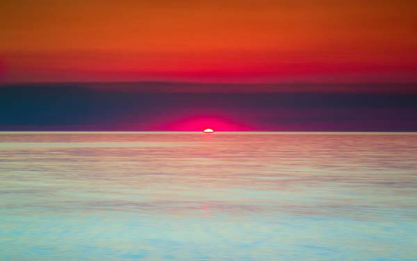 Wall Art - Photograph - Hazy Sunset by Jackie Novak