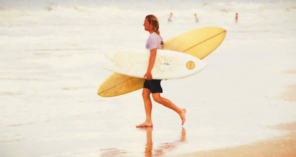 Photograph - He Has Two Boards by Alice Gipson