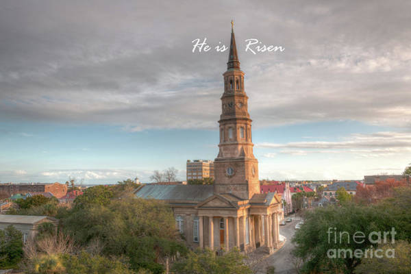 Photograph - He Is Risen by Dale Powell