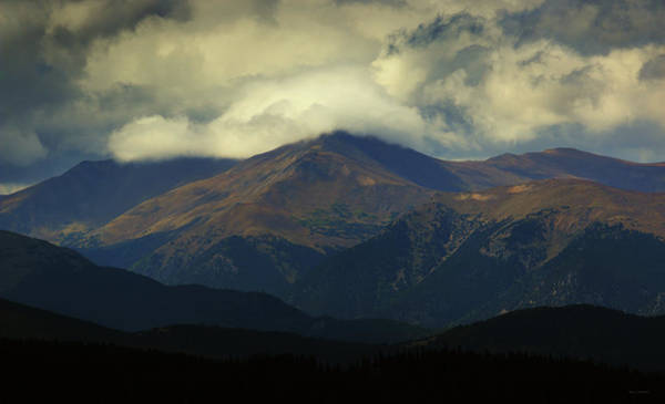 Wall Art - Photograph - Head In The Clouds by Brian Gustafson