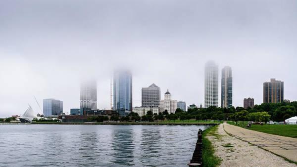 Photograph - Head In The Clouds by Randy Scherkenbach