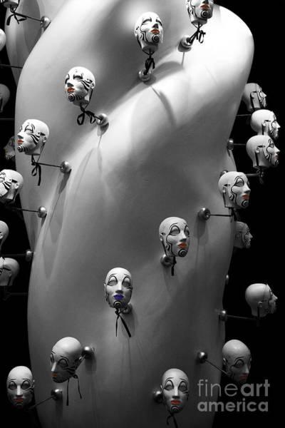 Wall Art - Photograph - Head Job by Tim Hightower