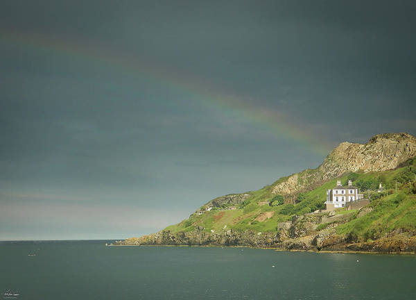 Photograph - Head Land At Howth by Philip Rispin