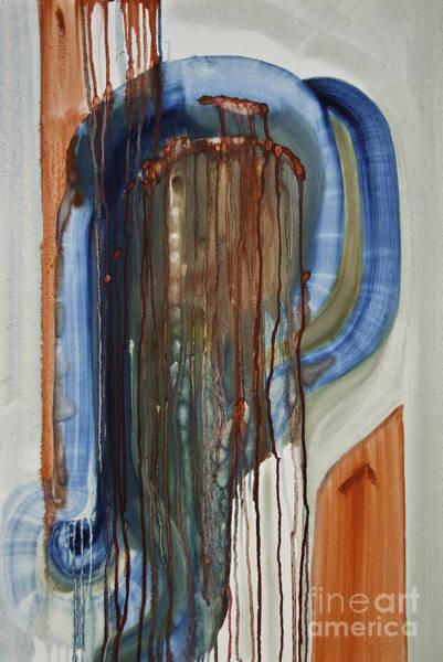 Painting - Headache by James Lavott
