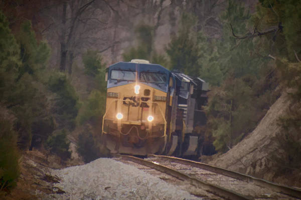 Subdivision Photograph - Headed North by Jim Pearson