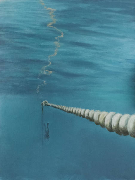 Painting - Heading Down by Davend Dominick