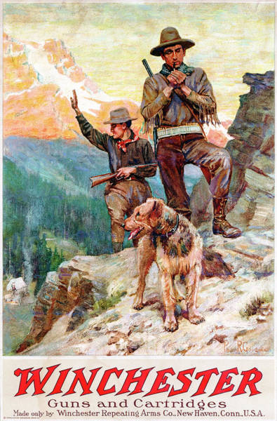 Upland Wall Art - Painting - Heading Out by Philip R Goodwin