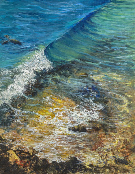 Painting - Heading Out To Sea by Darice Machel McGuire