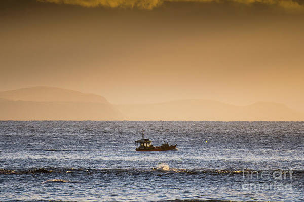 Photograph - Heading Out To Sea by Keith Morris