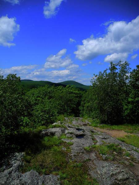 Photograph - Heading Up Bear Mountain by Raymond Salani III