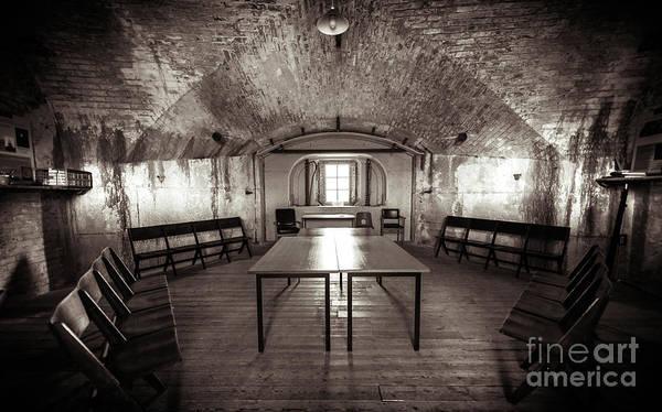 Faded Mixed Media - Headquarter Room  by Svetlana Sewell
