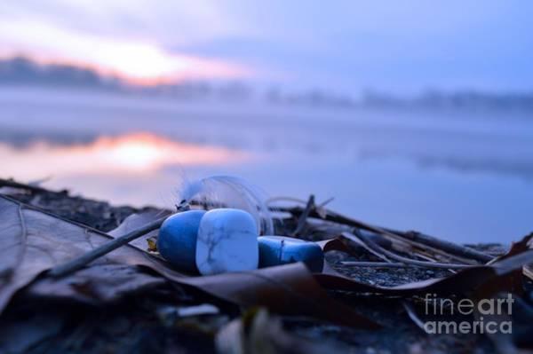 Photograph - Healing Stones Balancing Meditation Art  by Robyn King