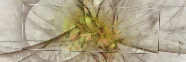 Lurksart Painting - Healsome Weave  Id 16097-164046-88602 by S Lurk