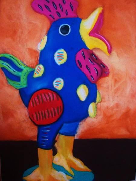 Painting - Hear Ye  Hear Ye by Melinda Etzold