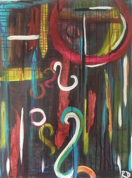 Painting - Heart And Soul by Rebecca Davidson