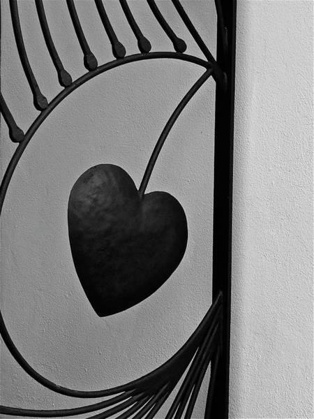 Photograph - Heart Art by Diana Hatcher