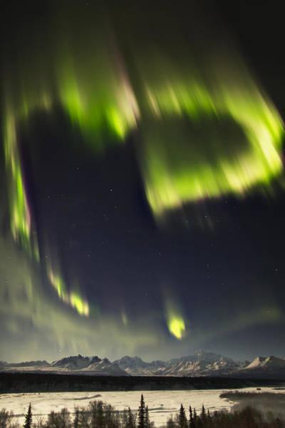 Photograph - Heart Of Denali by Ed Boudreau