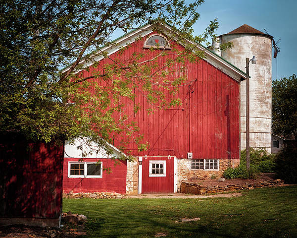 Photograph - Heart Of The Farm 2 by Susan Rissi Tregoning