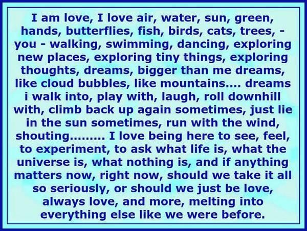 Digital Art - Heart Says I Am Love by Julia Woodman