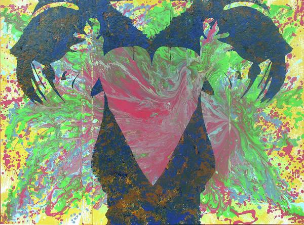Painting - Heartache by Erik Paul
