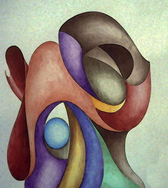 Interpret Drawing - Heartbeak by Lonnie Tapia