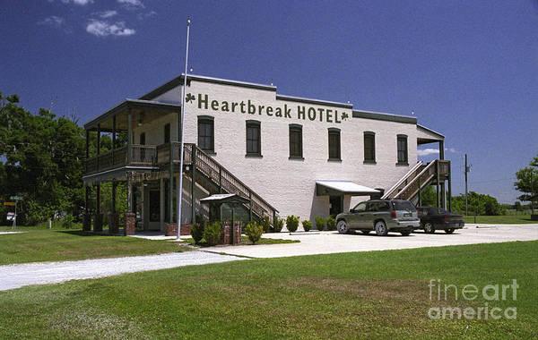 Photograph - Heartbreak Hotel by Richard Nickson
