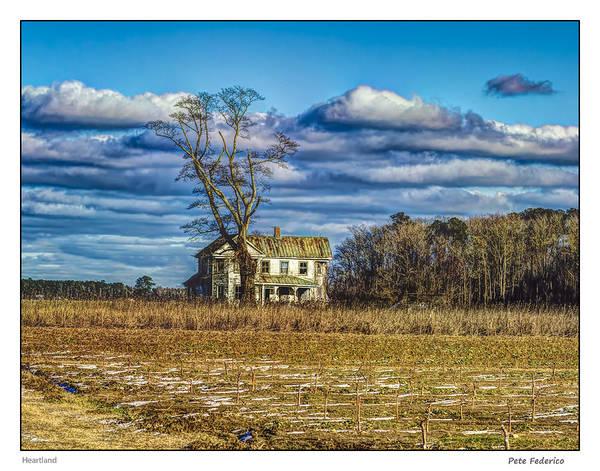 Photograph - Heartland by Pete Federico